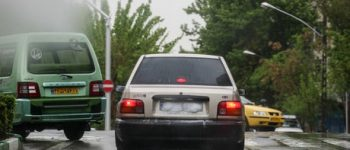 برخورد با پلاکهای خدشه دار در ورودیهای طرح ترافیک و زوج و فرد